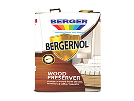 Bergernol, Wood Primers